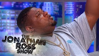 Big Narstie Glued His Eyes Together - The Jonathan Ross Show