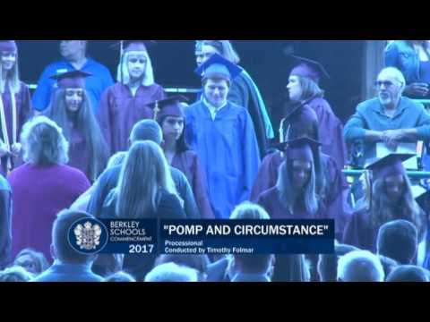 2017 BHS Commencement Ceremony