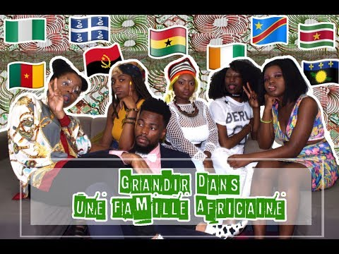 GROWING UP IN AN AFRICAN HOUSEHOLD |  GRANDIR DANS UNE FAMILLE AFRICAINE |  SKYLESLIIE