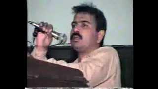 DR.Bachal Memon  speech