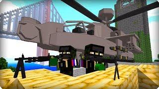 Спецназ прибыл! [ЧАСТЬ 32] Зомби апокалипсис в майнкрафт! - (Minecraft - Сериал)