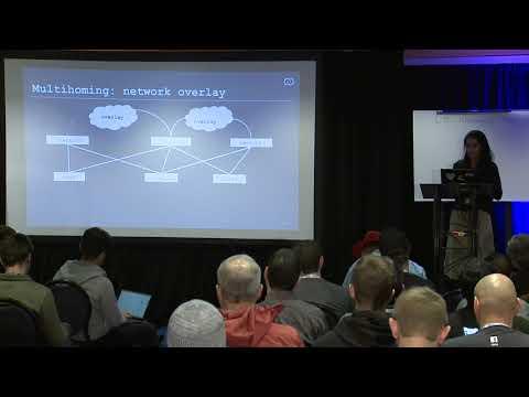 LPC2018 - Scaling Linux Bridge Forwarding Database