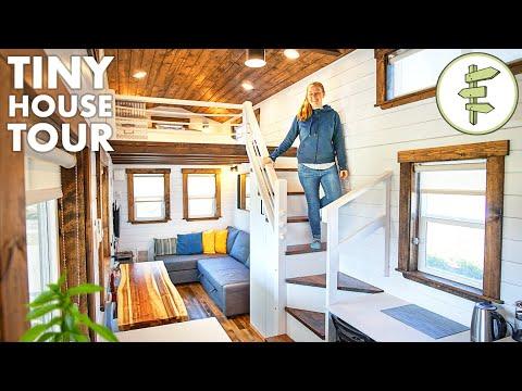 big-beautiful-tiny-house-with-spacious-&-modern-design---full-tour