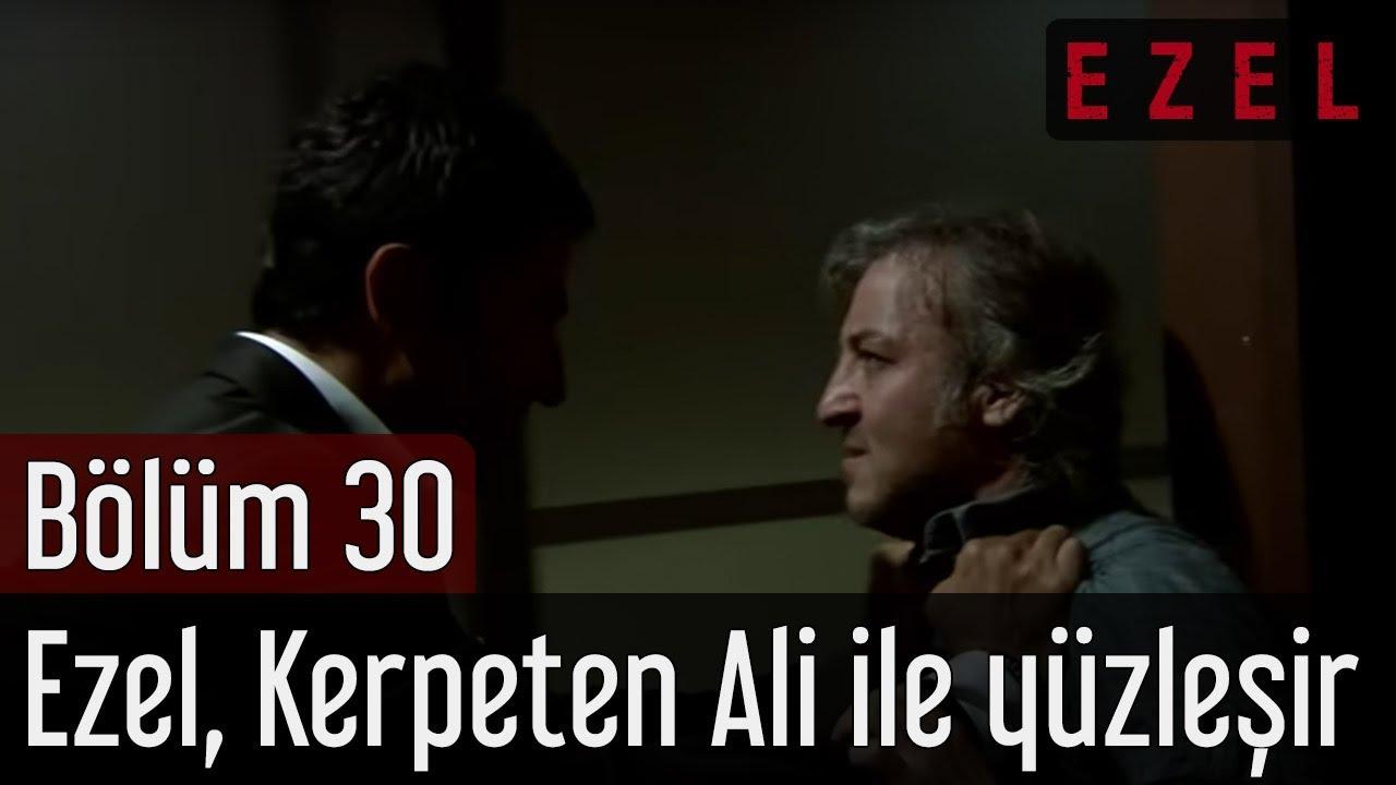 Ezel 30.Bölüm | Ezel, Kerpeten Ali ile yüzleşir