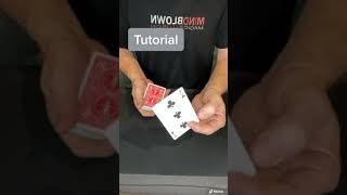 Easy card trick #shorts