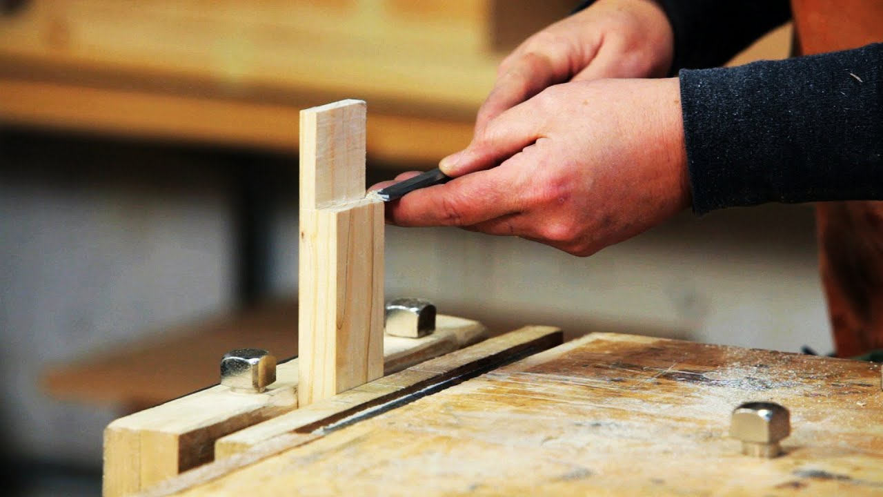 How To Use A Wood Chisel Woodworking