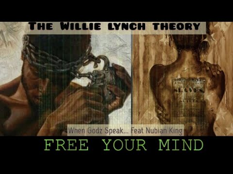 Breaks down the Willie Lynch Theory (Code in the Matrix)