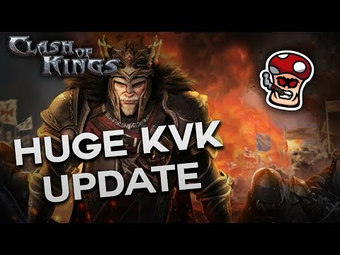 HUGE CHANGES TO KINGDOM VS KINGDOM - Clash Of Kings