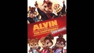 alvin y las ardillas ojos en la espalda de cumbia ninja