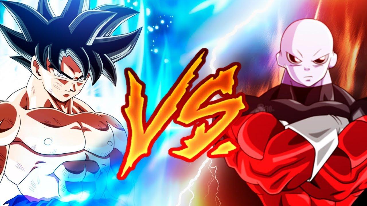Dragon Ball Super Meine Meinung Zum Kampf Goku Vs Jiren