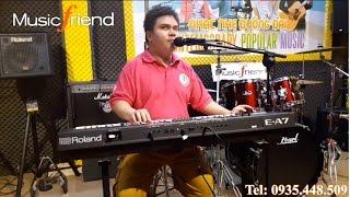 Quốc Đạt Pianist - Cách dùng bend trên Keyboard