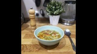 Гороховый суп по новому. Очень вкусно!!! Готовить обязательно!!!