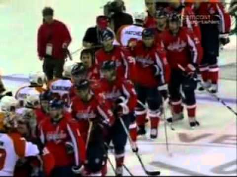 Joffrey Lupul OT Goal 2008 Playoffs Game 7 Round 2