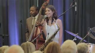 MSUFCU Blue Monday featuring Jazz Artist in Residence Melissa Aldana   10.1.2018
