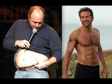 Louis CK Working With Bradley Cooper (Ice Fishing Story)