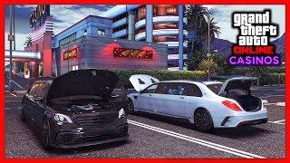 GTA 5 Online: ОБНОВЛЕНИЕ «КАЗИНО» / Когда Официальные Подробности? Скрытый Трейлер & Другое! / 1.47