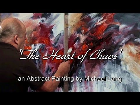 Painting in Layers, Color Balance, Water Drip, Creating Movement