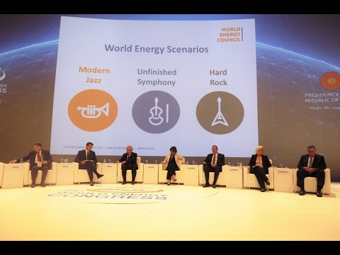 Scenarios 2060: The Grand Transition / Day 1 Opening session World Energy Congress Istanbul 2016
