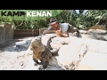 Cuban Rock Iguana : Kamp Kenan S2 Episode 8