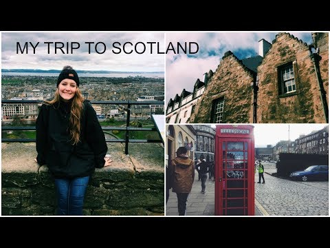 My trip to Scotland: Edinburgh!