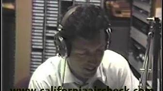 KRLA Los Angeles Charlie Tuna 1986 California Aircheck Video