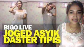 Joged Asyik Bigo Live Pakai Daster Tipis