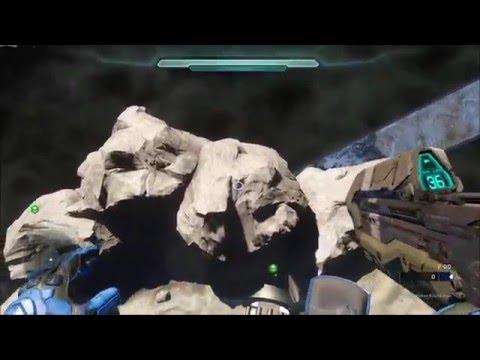 Halo 5 Glitch - Vehicle Super Jump