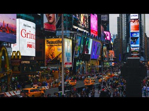 Times Square - Manhattan, New York