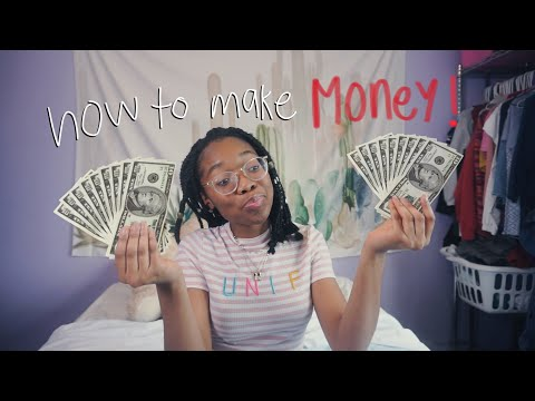 real ways to make money as a TEENAGER (apps, social media, businesses + much more)