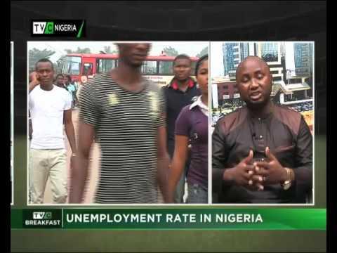 Unemployment Rate in Nigeria