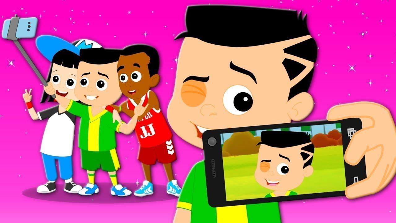 Selfie Song | Nursery Rhymes Songs For Children | Kids Song