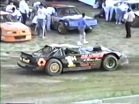 Ron Honkus Ebensburg and Hesston racing.
