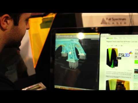 0 - Pegasus Touch Laser SLA 3D Printer auf Kickstarter