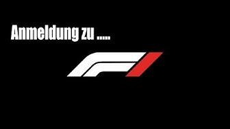 F1 TV- Anmeldung und Beschreibung in deutsch !