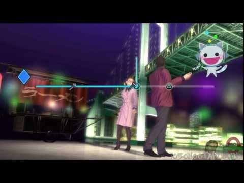 Yakuza 4- Karaoke: Pure Love in Kamurocho (Akiyama & Hana/Epilogue Hana)