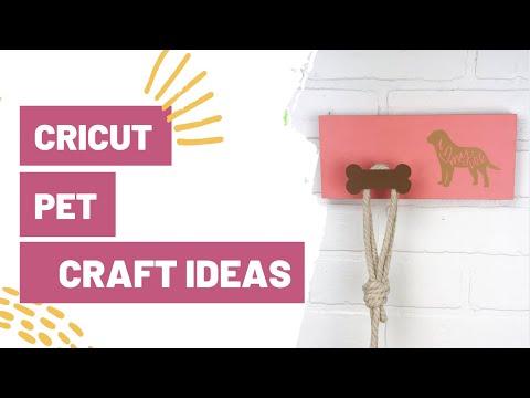 CRICUT PET CRAFT IDEAS! New SVG CUT FILE COLLECTION!