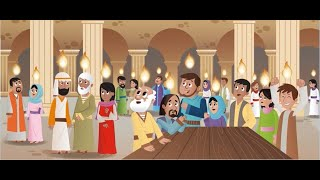 Childrens liturgy 31st May 2020 Pentecost Video