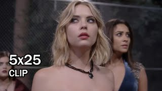 Pretty Little Liars Season 5 Finale - Liars are Trapped in Charles' Dollhouse - Final Scene