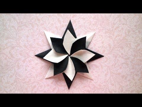 Modular Origami Star (Enrica Dray)