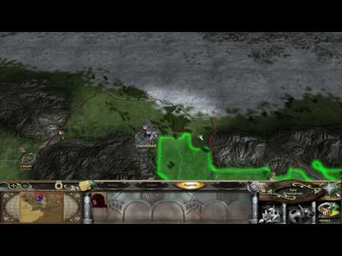 Third Age Total War. Divide and Conquer: Realm of Imladris V1.2 #13 Seige of Gundabad...