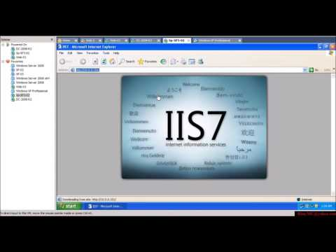 02-Internet Information Services IIS 7