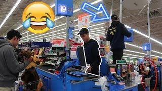 Fake Walmart Employee Prank! (MANAGER FIRED ME)