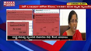 Finance Minister tweets details of funds released to Telugu States  | MAHAA NEWS
