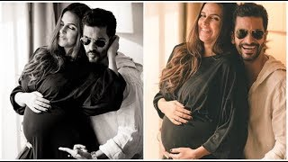 Neha Dhupia & Angad Bedi blessed with baby girl,  Bishan Bedi thrilled