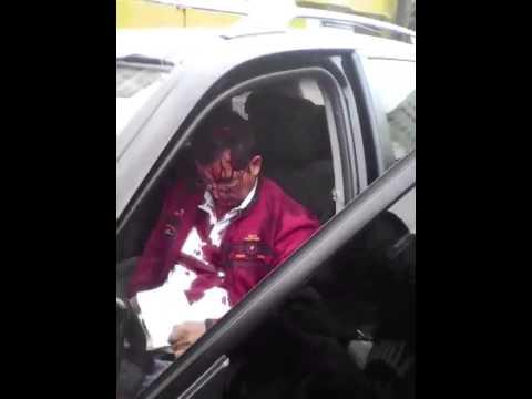 Tentativa de homicídio em pleno centro de Pedro Juan Caballero (PY)