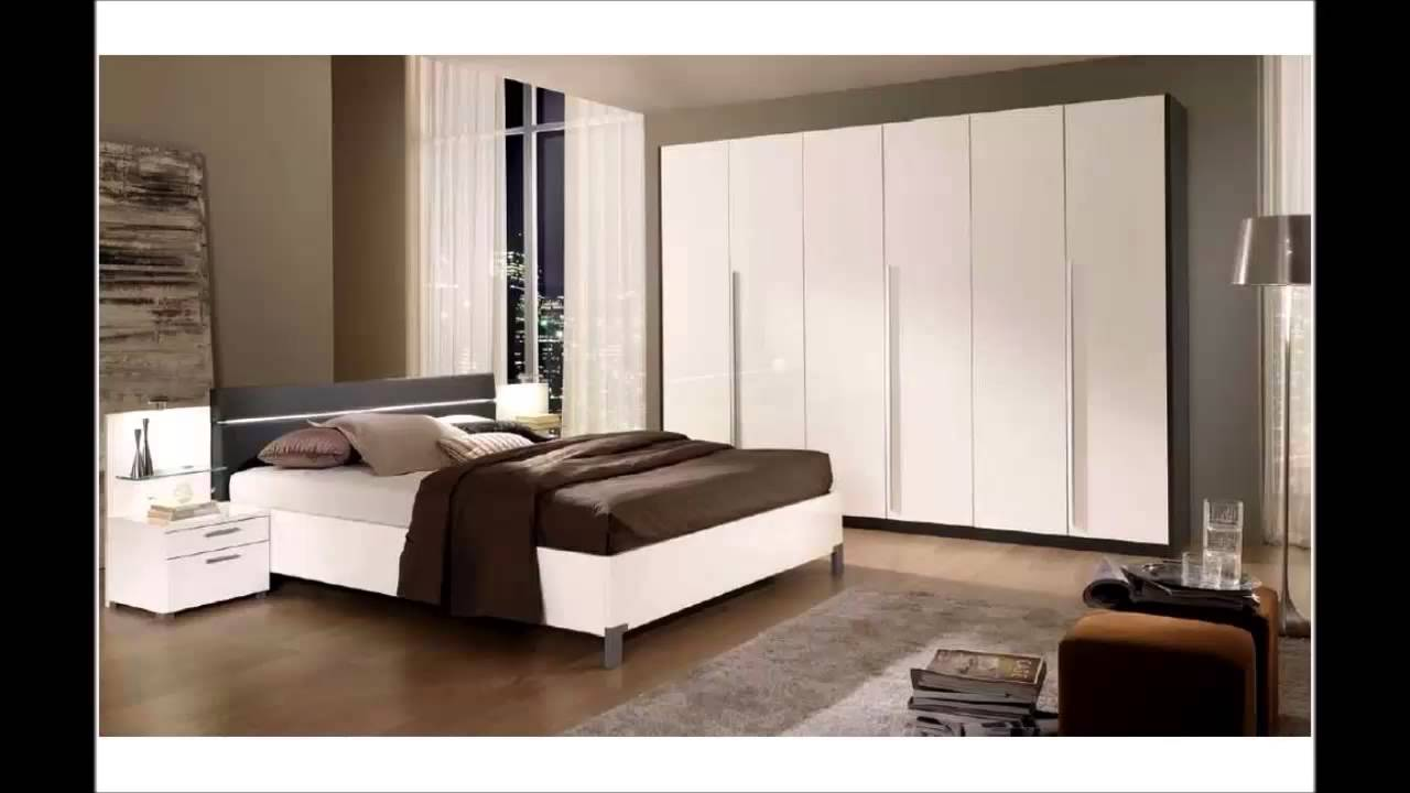 Chambre coucher simple youtube for Modele de chambre deco