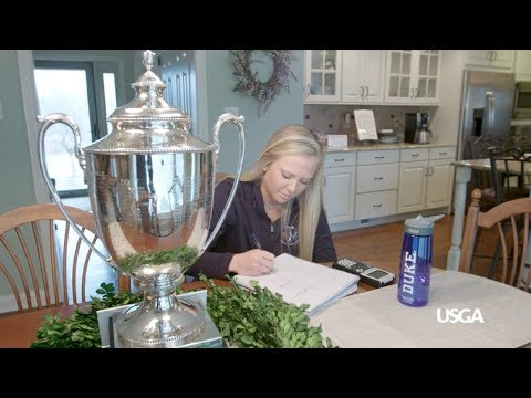 USGA Golf Journal: Erica Shepherd Charts Her Own Course
