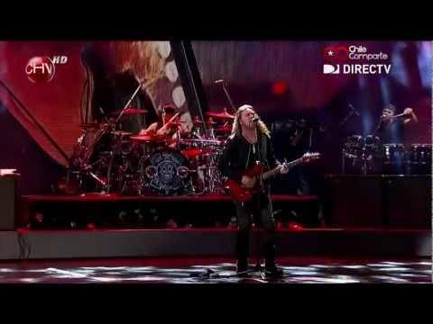 Maná Manda una señal [Live HD]