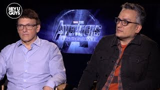Directors Joe Russo & Anthony Russo On Avengers: Endgame