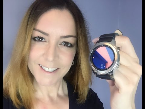 Samsung Gear S3 smart watch review